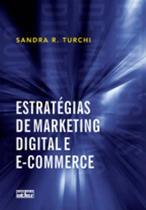 Livro - Estratégias De Marketing Digital E E-Commerce -