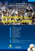 Livro - Estratégias Para O Algodão No Brasil -