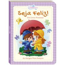 Livro - Estrela Guia - Sara & Sam em quebra-cabeça: Seja feliz! -