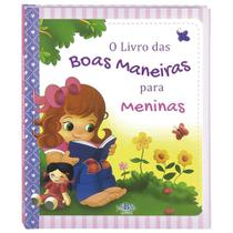 Livro - Estrelha Guia - O livro das boas maneiras... Para meninas -