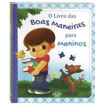 Livro - Estrelha Guia - O livro das boas maneiras... Para meninos -