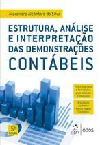 Livro - Estrutura, Análise e Interpretação das Demonstrações Contábeis -