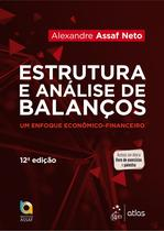 Livro - Estruturas e Análise de Balanços - Um Enfoque Econômico-financeiro -