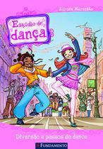 Livro - Estúdio De Dança - Diversão A Passos De Dança -
