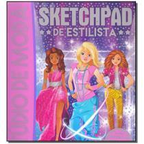 Livro - Estúdio de moda - sketchpad de estilista -