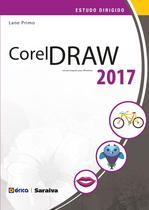 Livro - Estudo dirigido: Corel Draw 2017 em português para Windows -