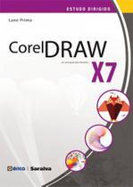 Livro - Estudo dirigido: Coreldraw X7 em português para Windows -