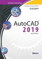Livro - Estudo dirigido de Autocad 2019 -