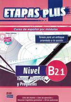 Livro - Etapas plus b2.1 - libro del alumno + CD -
