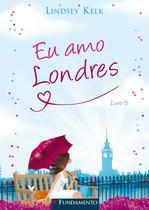 Livro - Eu Amo Londres - 05 -