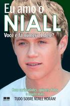 Livro - Eu amo o Niall -
