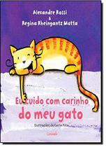 Livro - Eu cuido com carinho do meu gato -