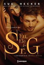 Livro - Eu, ele e Sr. G -