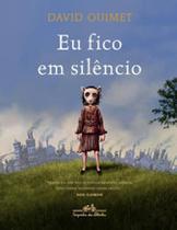 Livro - Eu fico em silêncio -