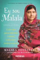 Livro - Eu sou Malala (Edição juvenil) - Como uma garota defendeu o direito à educação e mudou o mundo