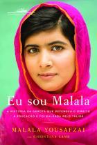 Livro - Eu sou Malala -
