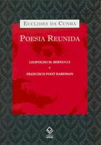 Livro - Euclides da Cunha: poesia reunida -