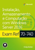 Livro - Exam Ref 70-740 -