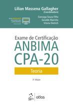Livro - Exame de Certificação ANBIMA CPA-20 - Teoria -