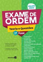 Livro - Exame de Ordem 1ª fase -