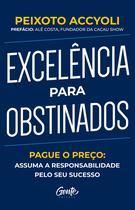Livro - Excelência para obstinados -