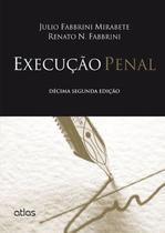 Livro - Execução Penal: Comentários À Lei Nº 7.210, De 11-7-1984 -