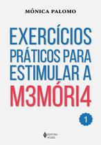 Livro - Exercícios práticos para estimular a memória Vol. 1 -