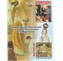 Livro exorcismo: a verdade dita pelos padres exorcistas - experiências reais - Armazem