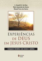 Livro - Experiências de Deus em Jesus Cristo - Catequese iniciática com jovens e adultos