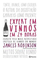 Livro - Expert em vinhos em 24 horas -
