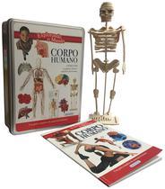 Livro - Explorando o mundo - corpo humano -
