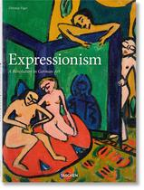 Livro - Expressionism - A revolution in German art -