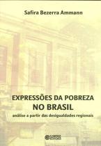 Livro - Expressões da pobreza no Brasil -