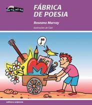 Livro - Fábrica de poesia -