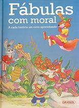 Livro - Fábulas com Moral -