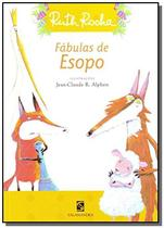 Livro Fábulas de Esopo - Ruth Rocha