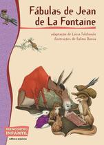 Livro - Fábulas de Jean de La Fontaine -