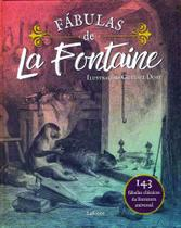 Livro - Fábulas de La Fontaine -