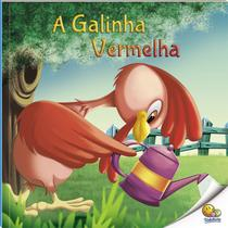 Livro - Fábulas que ensinam: a galinha vermelha -