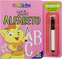 Livro - Fácil de apagar: alfabeto -