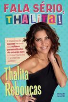 Livro - Fala sério, Thalita! -