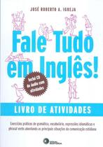 Livro - Fale tudo em inglês! - livro de atividades -