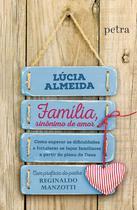 Livro - Família, sinônimo de amor -