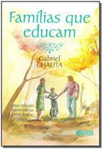 Livro - Famílias que educam -