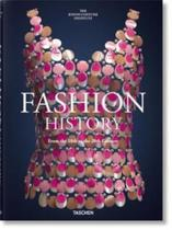 Livro - Fashion history from the 18th to the 20th Century -