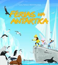 Livro - Férias na Antártica -