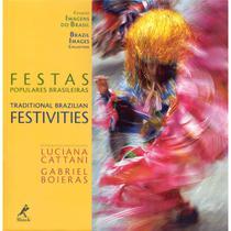 Livro - Festas populares brasileiras -