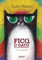Livro - Fico, o gato do rabo emplumado -