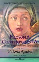 Livro - Filosofia Contemporânea -