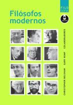 Livro - Filósofos Modernos -